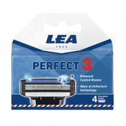 Wkłady do maszynek LEA PERFECT 3 4sztuki