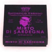 SAPONIFICIO VARESINO mydło do twarzy i ciała MIRTO DI SARDEGNA w kartoniku 150g