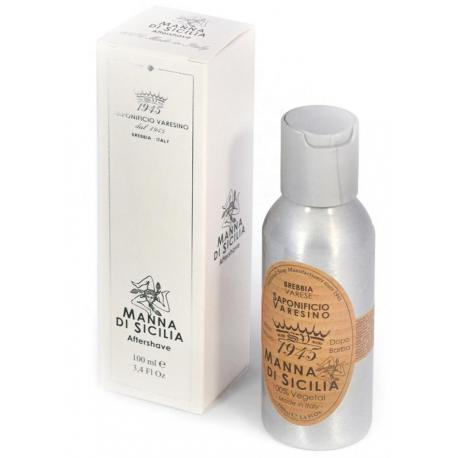 SAPONIFICIO VARESINO płyn/fluid po goleniu MANNA DI SICILIA 100 ml