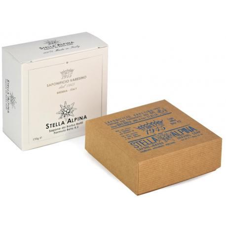 SAPONIFICIO VARESINO mydło do golenia STELLA ALPINA 4.2 150g