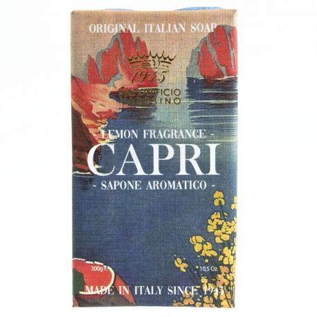 SAPONIFICIO VARESINO mydło toaletowe Capri Vintage 300g