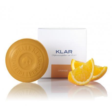 KLAR Pomarańcza luksusowe mydło kąpielowe 150g