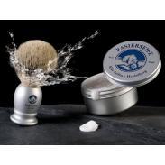 KLAR Almond luksusowe mydło do golenia w tyglu 110g