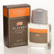 St. James of London Mandarynka i Paczula woda kolońska 50 ml