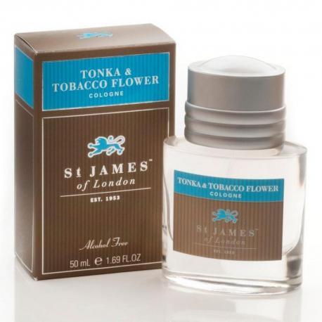 St. James od London Tonka i Kwiat Tabaki woda kolońska 50 ml