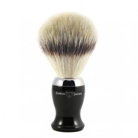 Pędzel do golenia Edwin Jagger 31SB716CRSYNST, syntetyk, uchwyt czarny