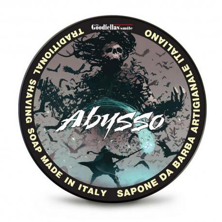 Goodfellas Smile Abysso - tradycyjne mydło do golenia 100ml