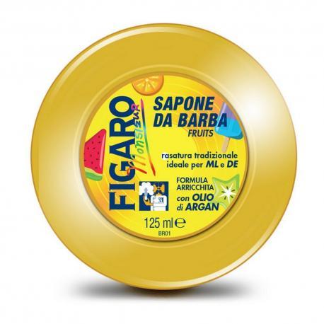FIGARO Fruits mydło do golenia tygiel 125ml