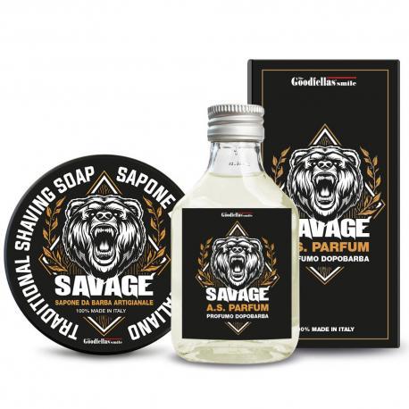 Goodfellas Smile Savage Duo Set - zestaw do golenia