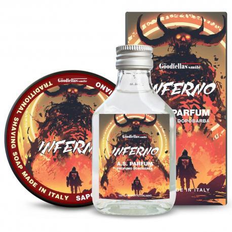 Goodfellas Smile Inferno Duo Set - zestaw do golenia