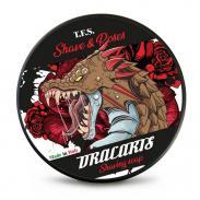 TFS Dracaris (linia Shave & Roses) mydło do golenia 125ml