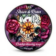 TFS Rosehip (linia Shave & Roses) mydło do golenia 125ml
