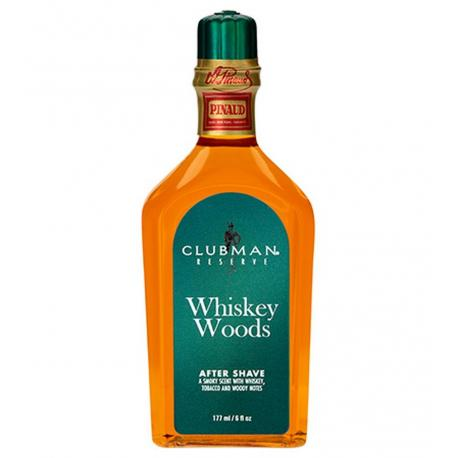 CLUBMAN Pinaud AS Whiskey Woods woda po goleniu 177ml