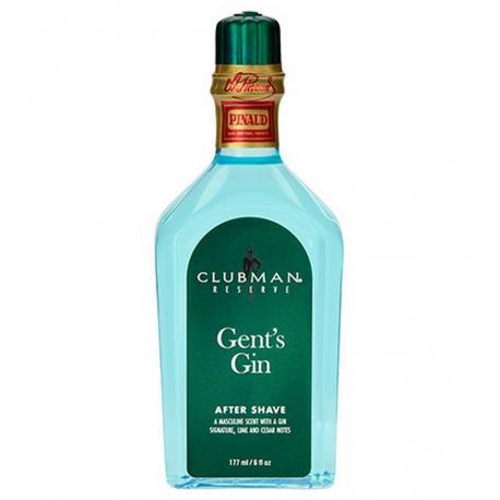CLUBMAN Pinaud AS Gent's Gin woda po goleniu 177ml
