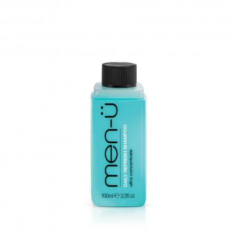 men-u DRS odświeżający szampon do codziennego użytku 100ml