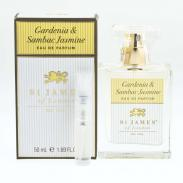 Tester zapachu St. James of London Gardenia and Sambac Jasmine