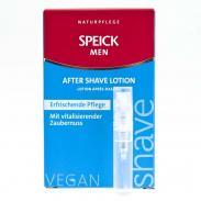 Tester zapachu Speick Men Aftershave (niebieski)