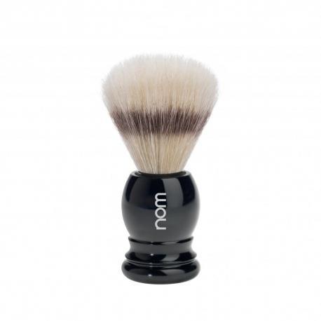 nom 41P26 pędzel do golenia naturalna szczecina czarny