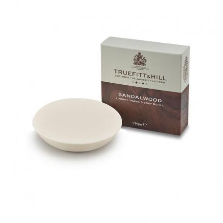 Truefitt & Hill SANDALWOOD mydło do golenia uzupełnienie 99 gr