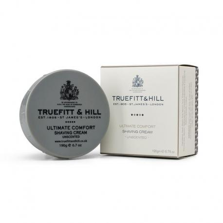 Truefitt & Hill ULTIMATE COMFORT krem do golenia w tyglu 190 gr