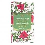 SAPONIFICIO VARESINO Christmas Wreath świąteczne mydło toaletowe 300g