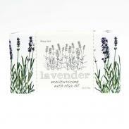 SAPONIFICIO VARESINO Lavender Olive Oil mydło do twarzy i ciała 300g