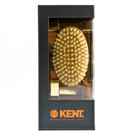Szczotka do włosów KENT MC4, wiśnia, włosie jasne