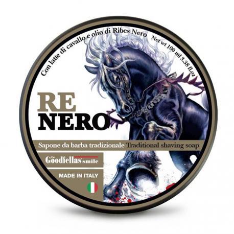Goodfellas Smile Re Nero - tradycyjne mydło do golenia 100ml
