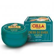 CELLA BIO ALOE VERA mydło do golenia w kremie tygiel (zielone) 150ml