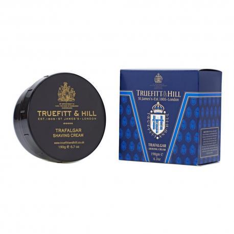 Truefitt & Hill TRAFALGAR krem do golenia w tyglu 190 gr