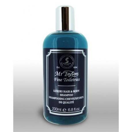 Taylor MR TAYLORS 2w1 szampon do włosów i ciała 200 ml