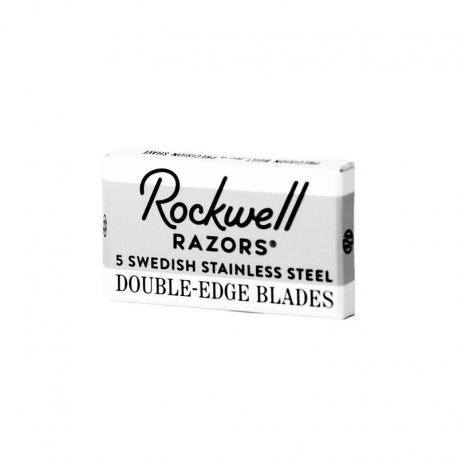 Żyletki Rockwell Razor 5 sztuk