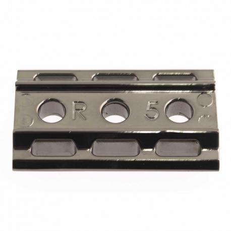 Rockwell płytka 5-6 do maszynki 2C-GM (ciemny chrom)