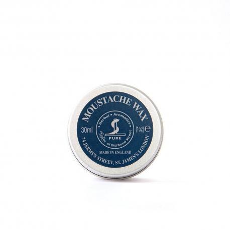 Taylor MOUSTACHE WAX wosk do wąsów w metalowym tygielku 30 ml