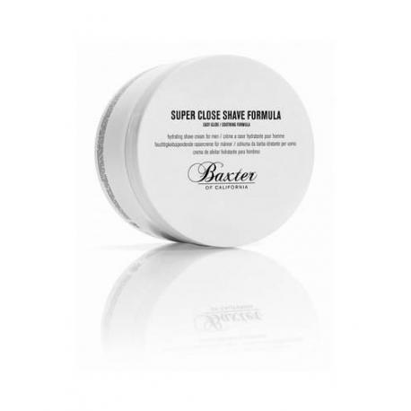 Baxter of California SUPER CLOSE SHAVE krem do golenia w dużym tyglu 240ml