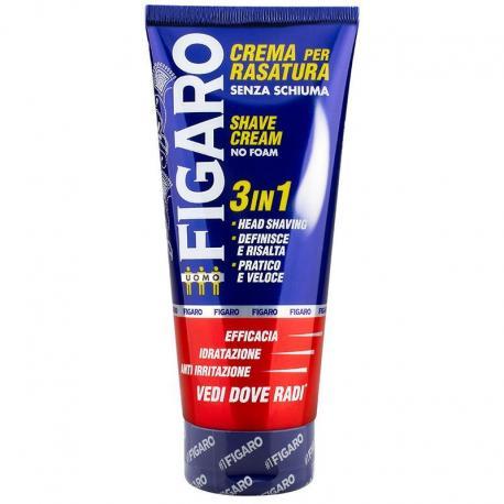 Figaro krem do golenia bez pędzla 3w1 175ml