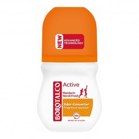 Borotalco Active Odor Converter 48h dezodorant roll on 50ml