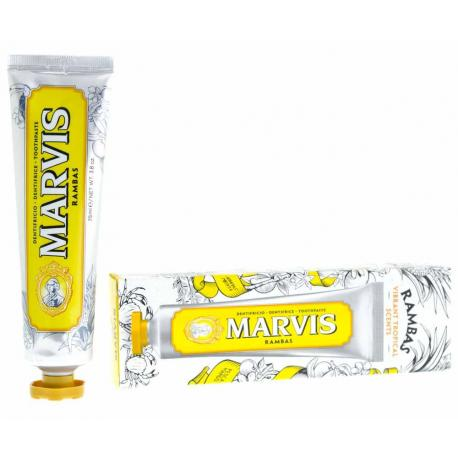 Marvis Rambas pasta do zębów 75ml