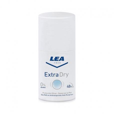 LEA EXTRA DRY unisex dezodorant w kulce 50 ml