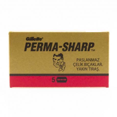 Żyletki Perma-Sharp 5 sztuk