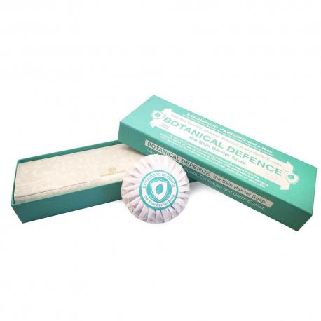 Saponificio Varesino Botanical Defence 3 pak naturalnych mydeł antybakteryjnych