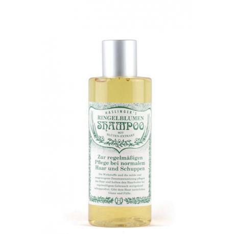HASLINGER RINGELBLUMEN szampon z wyciągiem nagietka 200 ml