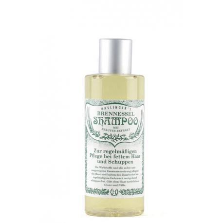 HASLINGER BRENNESSEL szampon z wyciągiem pokrzywy 200 ml