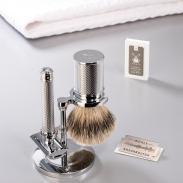 Zestaw do golenia Muhle DE 89RHM 3 częściowy chromowany