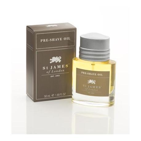St. James od London Mandarynka i Paczula olejek przed goleniem 50 ml