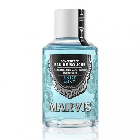 Marvis Anise Mint skoncentrowany płyn do płukania jamy ustnej 120ml