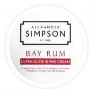 Simpson Bay Rum luksusowy krem do golenia 180ml (korzenny)