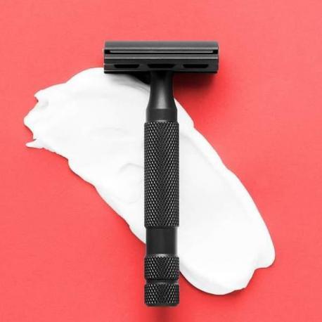 Maszynka do golenia na żyletki Rockwell 6S Black PVD