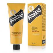 PRORASO Wood & Spice krem do golenia w tubce 100ml