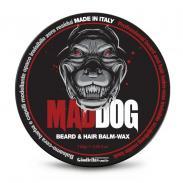 Mad Dog - wosk-balsam do stylizacji brody i włosów 100g